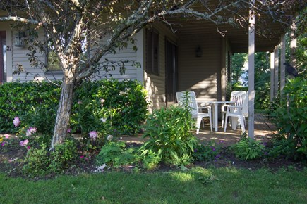 Dennis Cape Cod vacation rental - Outdoor patio