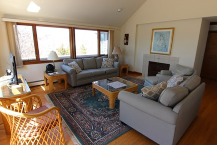Dennis Cape Cod vacation rental - 2nd floor living room