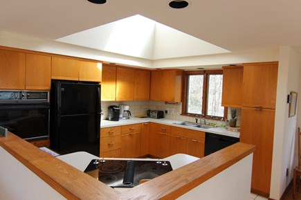 Dennis Cape Cod vacation rental - 2nd floor kitchen