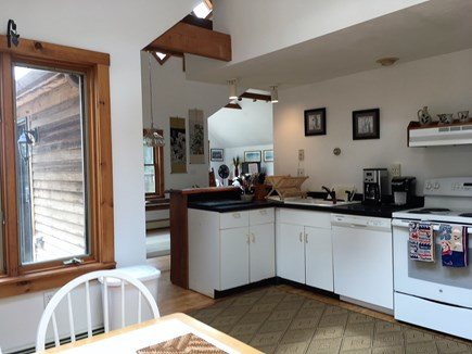 Truro Cape Cod vacation rental - Kitchen #1