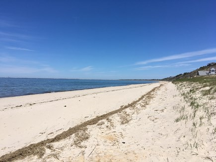 Truro Cape Cod vacation rental - Corn Hill Beach (approx one mile)