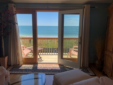 South Yarmouth/Bass River Cape Cod vacation rental - Master sitting area