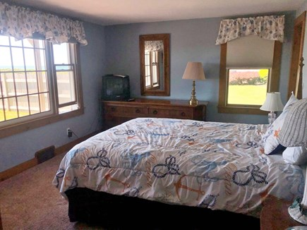 South Yarmouth/Bass River Cape Cod vacation rental - Queen Bedroom with ocean view
