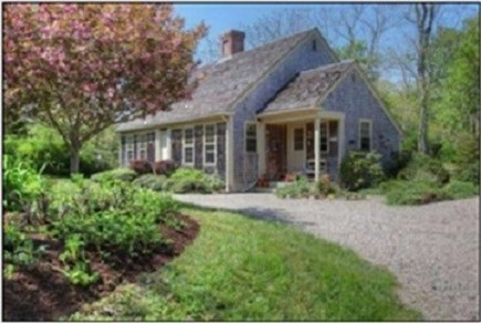 Brewster Cape Cod vacation rental - Argosy - has parking for 4 cars