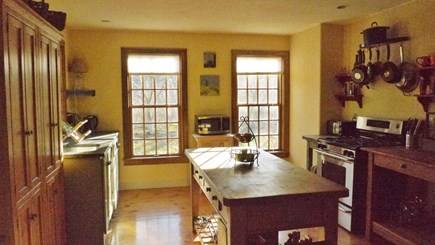 Brewster Cape Cod vacation rental - Bright, fully-equiped country kitchen