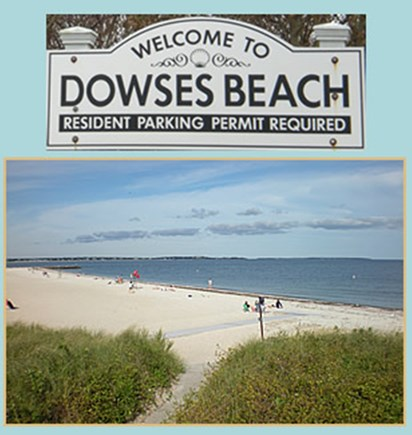 Osterville Osterville vacation rental - Beautiful Dowses beach is about a mile away