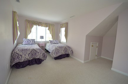Osterville Osterville vacation rental - 3rd upstairs bedroom with twins and bathroom