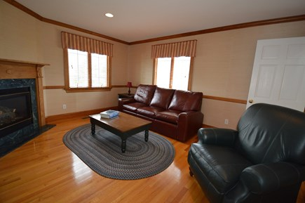 Osterville Osterville vacation rental - Den with pullout sofa