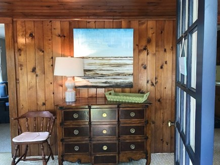South Yarmouth Cape Cod vacation rental - Entry space!