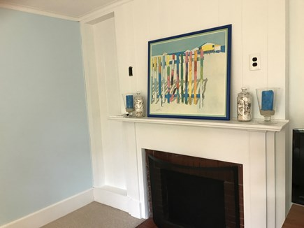 South Yarmouth Cape Cod vacation rental - Living room with cable TV, Wi-Fi!