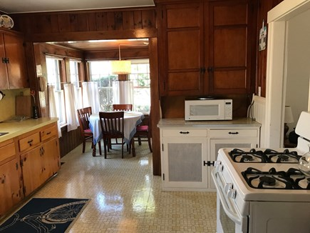 South Yarmouth Cape Cod vacation rental - Kitchen equipped with everything you need!