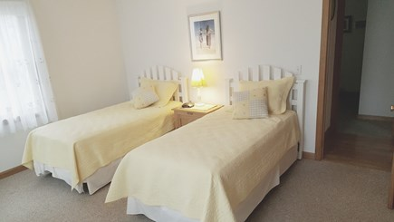 Eastham Cape Cod vacation rental - Bedroom 3 with two twins