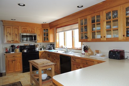 West Harwich Cape Cod vacation rental - Well Equipped Kitchen