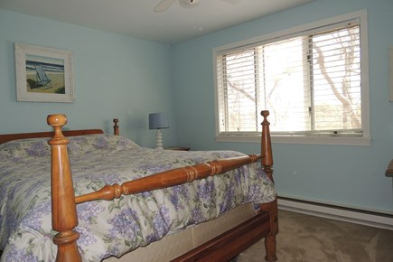 West Harwich Cape Cod vacation rental - Roomy Bedroom with Queen