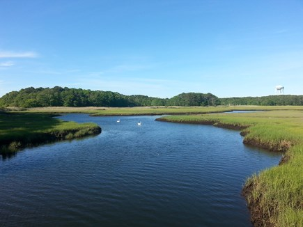 West Harwich Cape Cod vacation rental - Herring River