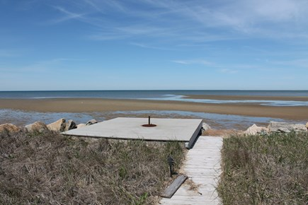 Eastham Cape Cod vacation rental - Second Deck