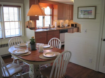 East Orleans Cape Cod vacation rental - All New Kitchen with Everything you Will Need