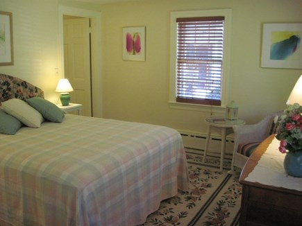 East Orleans Cape Cod vacation rental - Queen Bedroom En Suite - New Mattress