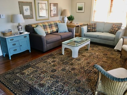 East Orleans Cape Cod vacation rental - Lovely Large & Comfortable Living Room