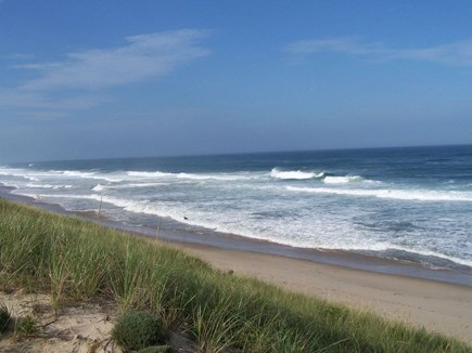 East Orleans Cape Cod vacation rental - World Famous Nauset Beach on 70 mi. of National Seashore, 1.4 mi.
