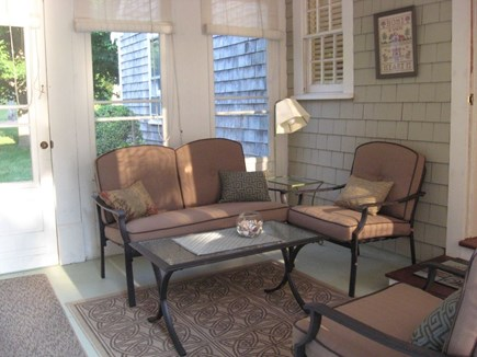 East Orleans Cape Cod vacation rental - Relax on the Sun Porch