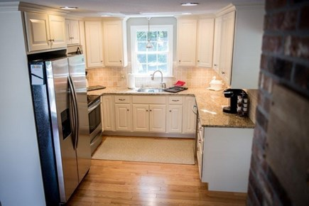 Orleans Cape Cod vacation rental - Spacious immaculate kitchen!