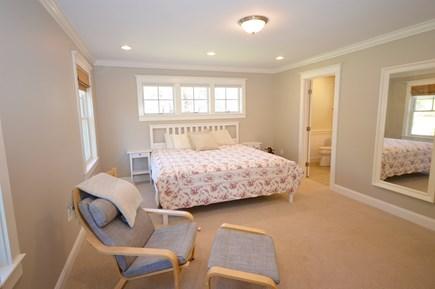 Wellfleet Cape Cod vacation rental - King master with en suite on main floor