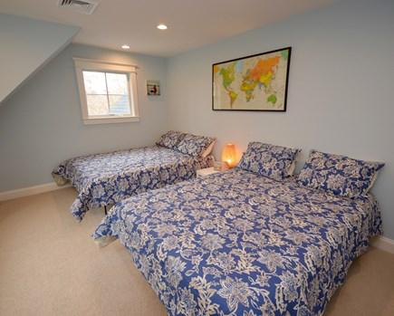 Wellfleet Cape Cod vacation rental - Second Floor Bedroom with 2 Queen Beds