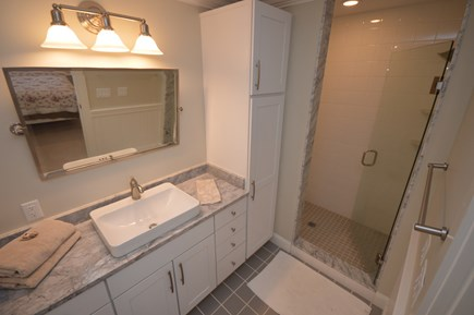 Wellfleet Cape Cod vacation rental - Master Ensuite with stand up shower