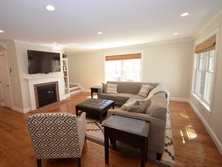Wellfleet Cape Cod vacation rental - Large living room
