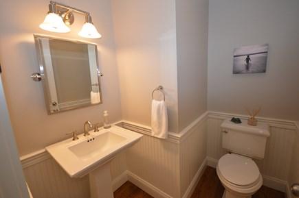 Wellfleet Cape Cod vacation rental - Main floor 1/2 bath