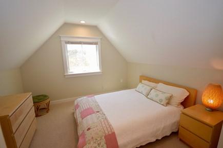 Wellfleet Cape Cod vacation rental - Full bed in small bedroom off queen room