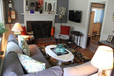 Harwich Cape Cod vacation rental - Comfortable Living Area.