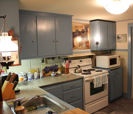 Harwich Cape Cod vacation rental - Classic Kitchen,  fully equipped.