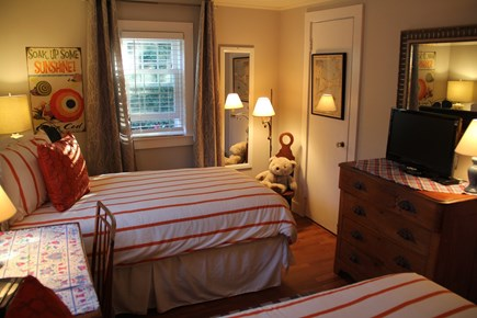 Harwich Cape Cod vacation rental - Bedroom 3,  2 Twin Beds