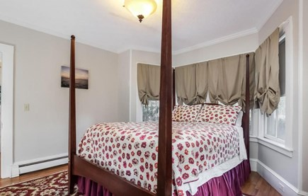 Chatham Cape Cod vacation rental - Downstairs (second) master bedroom with en suite