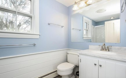 Chatham Cape Cod vacation rental - Full bathroom, upstairs in main house
