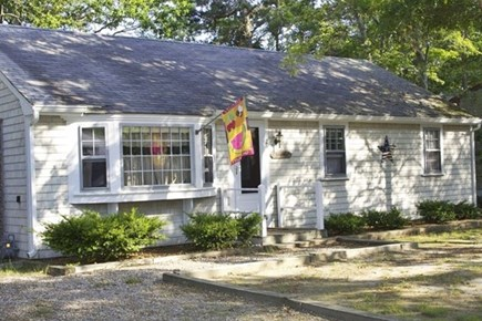 Mashpee, Popponesset Beach Cape Cod vacation rental - Front View