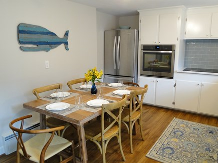 Falmouth Cape Cod vacation rental - Newly remodeled kitchen with modern amenities