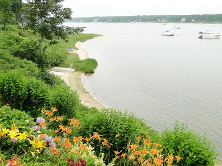 Falmouth Cape Cod vacation rental - Walk down the street to this beautiful setting overlooking water