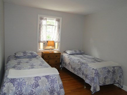 Falmouth Cape Cod vacation rental - Twin bedroom with A/C