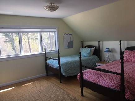 East Sandwich Cape Cod vacation rental - Upstairs bedroom with futon