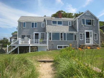 Woods Hole Woods Hole vacation rental - View from deck