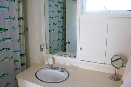Woods Hole Woods Hole vacation rental - Downstairs Master Bathroom