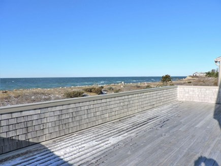 Falmouth Cape Cod vacation rental - Views from the deck