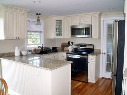 Brewster Cape Cod vacation rental - Another kitchen view