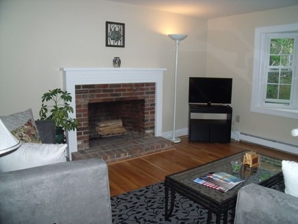 Brewster Cape Cod vacation rental - Another view of living room
