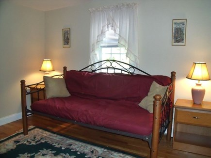 Brewster Cape Cod vacation rental - 3rd bedroom with one twin bed
