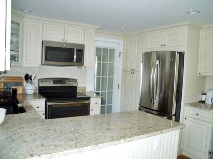 Brewster Cape Cod vacation rental - Kitchen from another angle