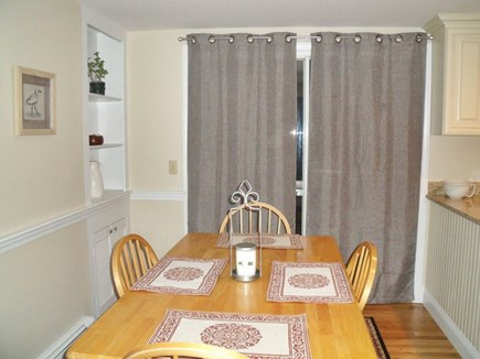 Brewster Cape Cod vacation rental - Dining area seat 6 people